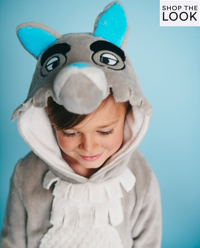 Grrr...  Bor de Wolf